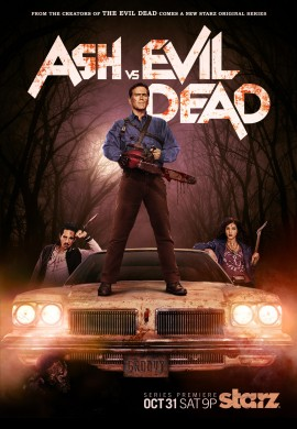 Ash vs Evil Dead seasons 1+2